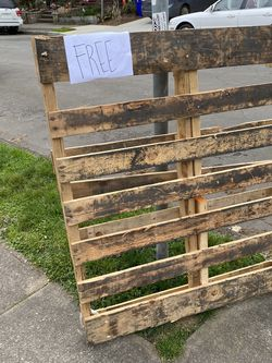 Free Pallet for Sale in Portland,  OR