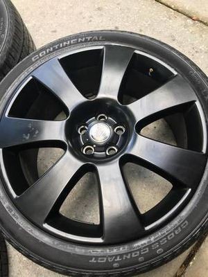 22 range rover wheels and tires for Sale in The Bronx, NY