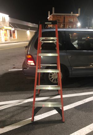 Werner 6 ft ladder for Sale in Irmo, SC