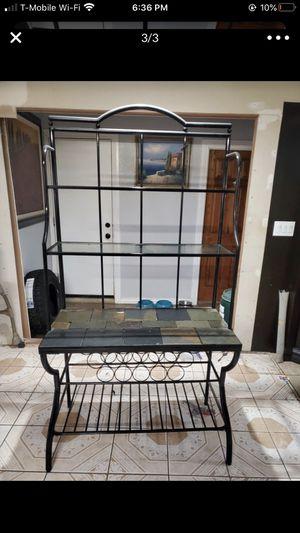 Wine table for Sale in Phoenix, AZ