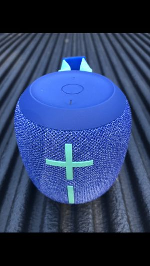 Ultimate Ears Wonderboom 2 Bluetooth Speaker for Sale in La Verne, CA