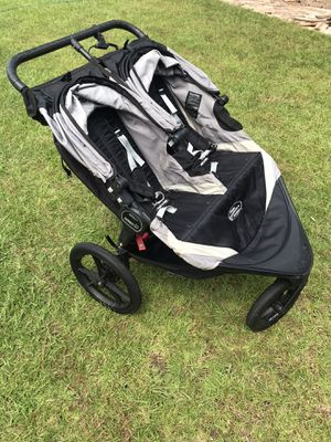 Baby jogger Summit X3 double stroller for Sale in Orlando, FL