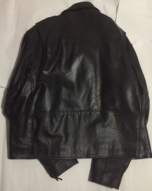 Highway Hawk Leather Jacket size 48 for Sale in Miami, FL