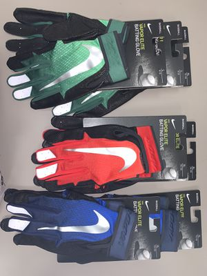 Nike vapor elite batting gloves for Sale in Phoenix, AZ