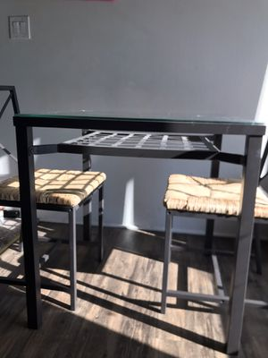 IKEA brand kitchen table set for Sale in Los Angeles, CA