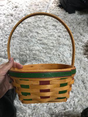 Longaberger berry basket for Sale in Redmond, WA