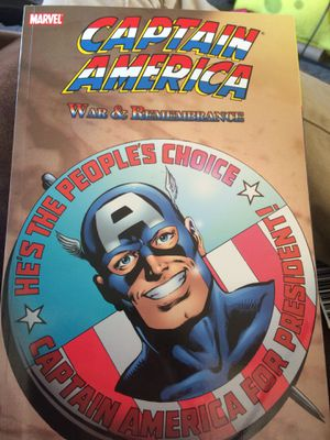 Captain America: War & Remembrance for Sale in Frostproof, FL