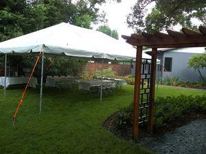 Tent table chair P A R T Y R E N T A L for Sale in Winter Garden, FL