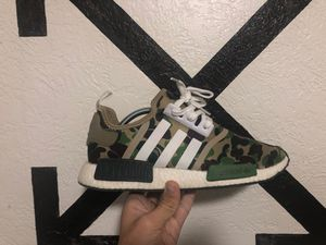 Adidas x Bape NMD's for Sale in Denver, CO
