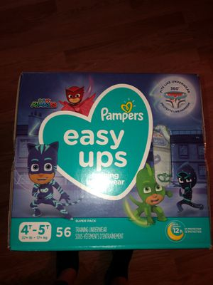 PAMPERS EASY UPS $20 for Sale in Wauchula, FL