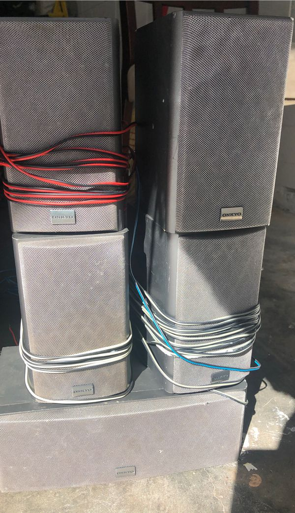 Surround Sound Speakers (Home Theater)