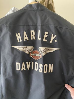 Harley Davidson riding jacket for Sale in Darien, IL