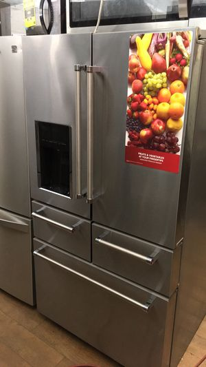 New Kitchen Aid 5 Door Fridge for Sale in Mission Viejo, CA