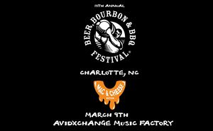 Beer, Bourbon and BBQ ticket (March 9) for Sale in Charlotte, NC