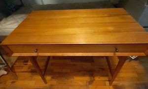 Really Nice Wood Desk with Drawer for Sale in New York, NY