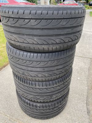 Hankook 17' 255 40 Tires for Sale in Federal Way, WA