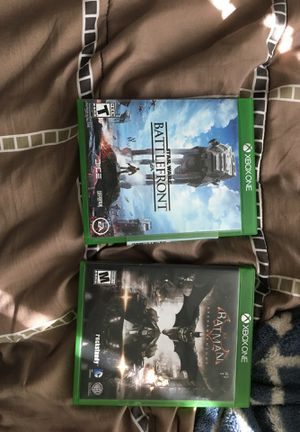 Xbox one games for Sale in Portland, OR