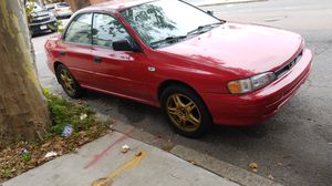 96 subaru impreza for Sale in Boston, MA