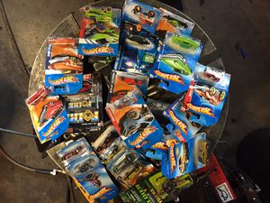 Hot wheels toy cars collectibles for Sale in Los Angeles, CA
