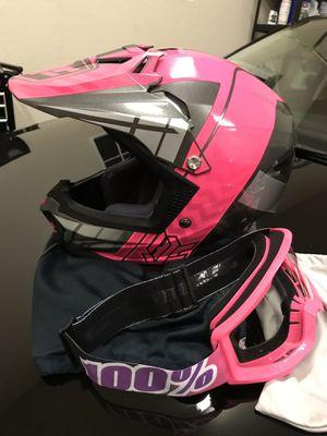 HJC youth helmet & more for Sale in Harrisonburg, VA