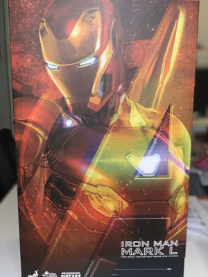 Hot toys not sideshow exclusive iron man Mark 50 avengers infinity war for Sale in Los Angeles, CA