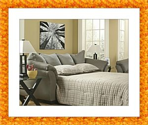 Sleepers sofa bed pull out for Sale in Rockville, MD
