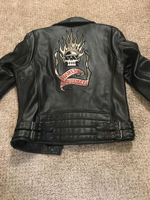 Harley Davidson Leather jacket for Sale in Springfield, VA