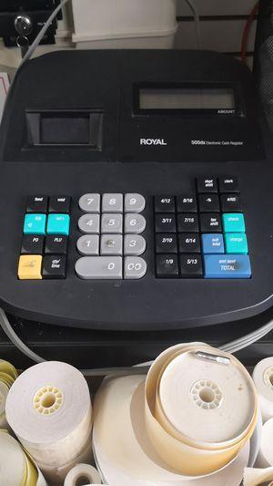 Royal 500dx Electronic cash register for Sale in Davie, FL