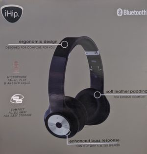 New Wireless and Bluetooth headphone for Sale in Knoxville, TN