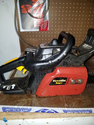 """HOMELITE 16 """" CHAINSAW for Sale in Snohomish, WA"""