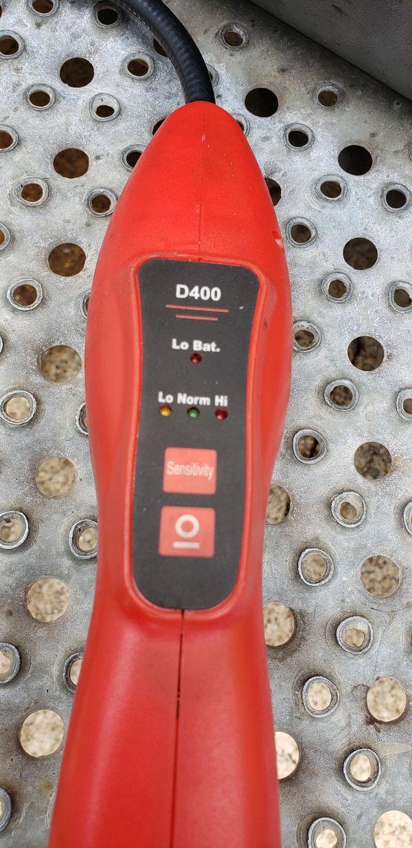 Techno Tools D400 Refrigerant Gas Leak Detector