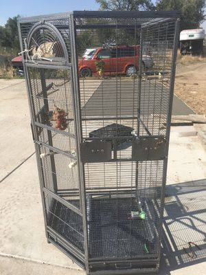 Big bird cage for Sale in Fort Lupton, CO