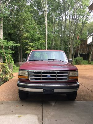 1992 Ford F-150 V-8 in very good shape. for Sale in Brentwood, TN