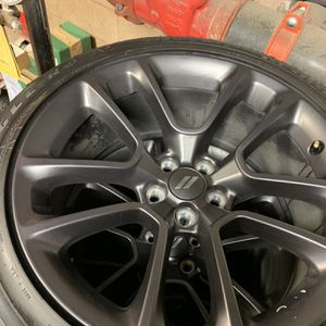 "Dodge Charger Scatpack 20"" OEM Wheels for Sale in Las Vegas, NV"