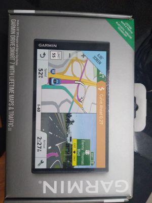 Garmin Drivesmart 7 for Sale in Tyler, TX