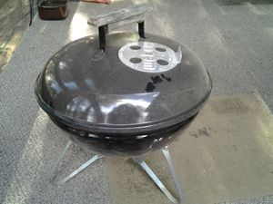 Tabletop Weber barbecue for Sale in Payson, AZ
