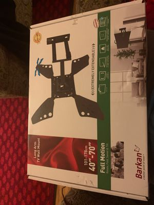 Long arm tv mount for Sale in Madison, WI
