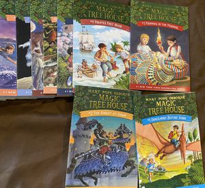 Magic Tree house Brand new 1-29 for Sale in Inverness, IL