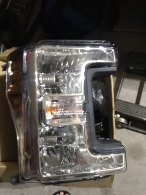 2017 to 2019 f250 and f350 headlights for Sale in Las Vegas, NV