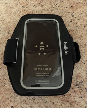 Belkin Sport-Fit Armband iPhone 6/6S for Sale in Yorkana, PA