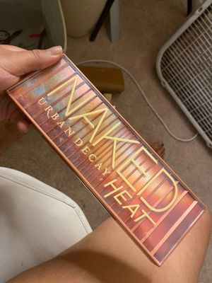 Urban decay naked heat for Sale in San Diego, CA