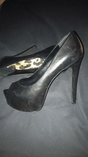 Jessica Simpson open toe heels for Sale in Bokeelia, FL