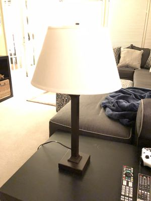 Table lamp for Sale in NO POTOMAC, MD