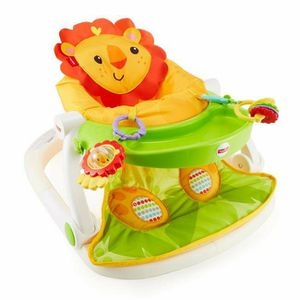 Fisher-Price Fisher-Price FPR21 Sit-Me-Up Floor Seat with Toy Tray, Lion Fisher-Price Model: FPR21 for Sale in Lake Mary, FL