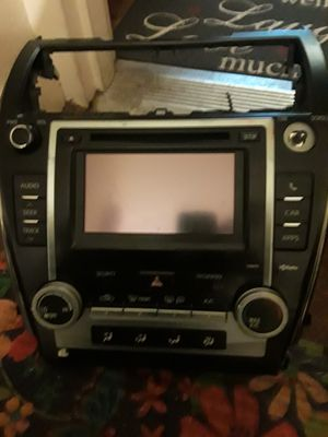 Stereo system 2013 Toyota Camry for Sale in Providence, RI