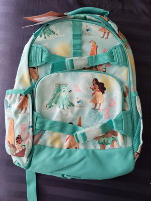 Brand New Moana Disney pottery barn Backpack for Sale in Mill Creek, WA