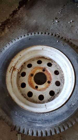 Trailer spare tire for Sale in Chesapeake, VA