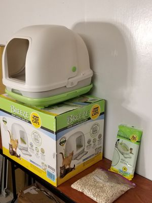 Purina Tidy Cats Starter Kit Litter Box for Sale in Aurora, IL