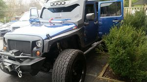 2010 Jeep wrangler custom Loaded !! for Sale in Nashville, TN