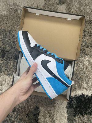 Jordan 1 low laser blue for Sale in Clovis, CA